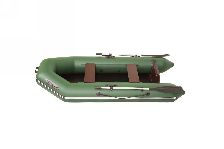 Особенности конструкции надувных лодок: выбор дна